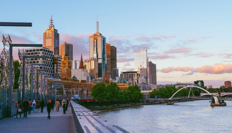 Melbourne thành phố lớn thứ hai ở Úc