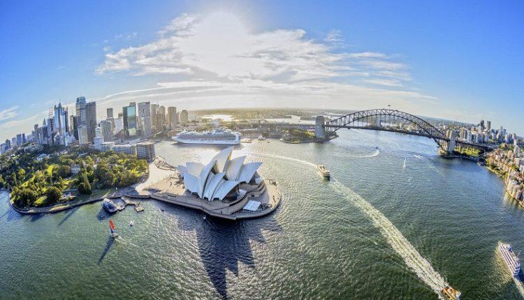 Sydney điểm du lịch hấp dẫn