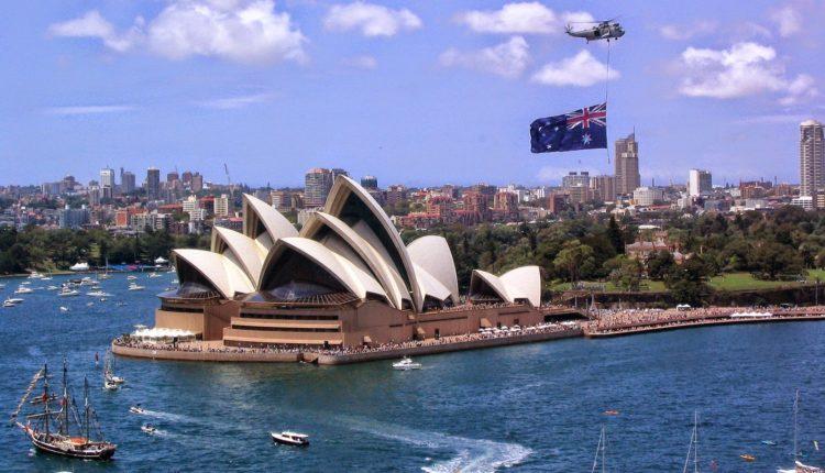 Úc đất nước xinh đẹp