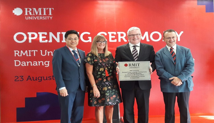 Học bổng RMIT International Excellence